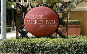 Village of Merrick Park - Coral Gables compras em miami